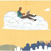 Mick Wiggins - Cloud Computing, computing, E-Commerce, E-ticket, Electronic Mail, Internet, Telecommuting, Virtual Reality