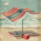 Sam Ward - Beach, Book, Books, Leisure, Reading, Summer, Travel, Vacation, Water