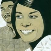 Lara Tomlin - Editorial, Entertainment, Etching, Ethnic, Figurative, Gouache, Graphic, People, Portrait, Realistic, Stylized